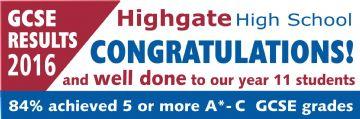 Exam Congratulations banner